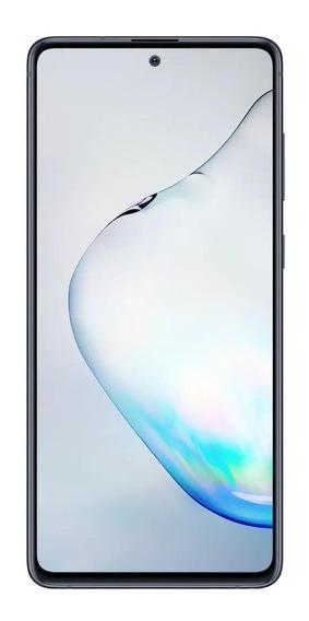 Samsung Galaxy Note10 Lite Dual SIM 128 GB Aura black 6 GB RAM