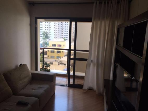 Apartamento Estilo Flat Alto Padrão Para Locação Nos Jardins Com Serviços! - Fl0679