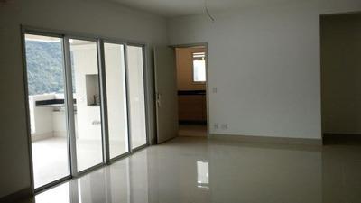 Apartamento Em Marapé, Santos/sp De 150m² 3 Quartos À Venda Por R$ 799.000,00para Locação R$ 3.300,00/mes - Ap71308lr