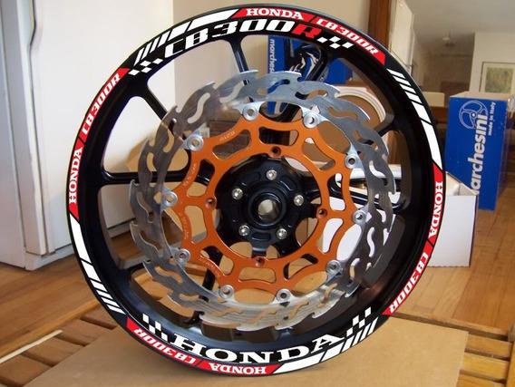 Friso De Rodas Honda Cb300r Full Racing