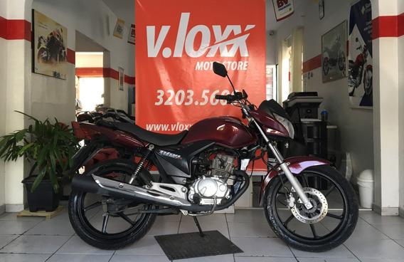 Honda Cg 150 Titan Ex Vinho 2012