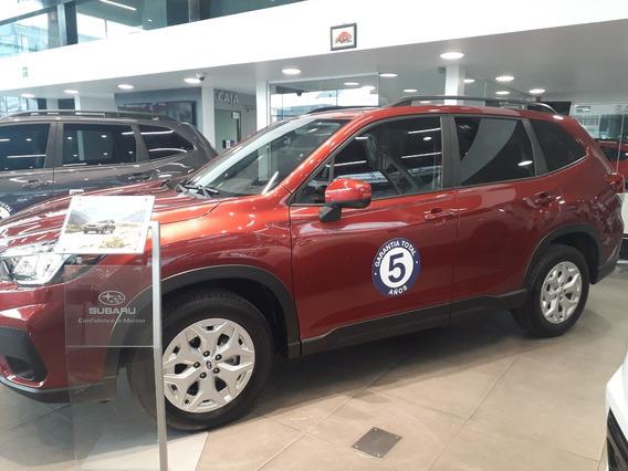 Subaru Forester Premium 2020 2.5i Boxer Roja