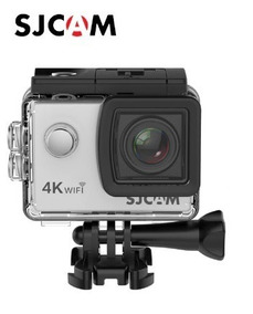 Câmera Sjcam Sj4000 Air Wi-fi Full Hd 4k - (cor: Prata)