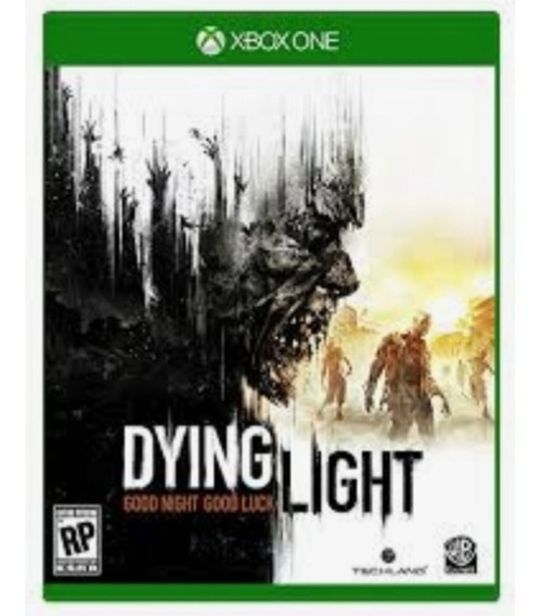 Dying Light -xbox One - Mídia Física