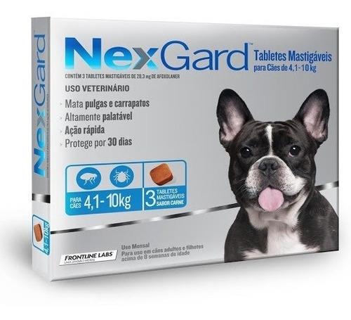 Nexgard Para Perros 4 A 10 Kgs