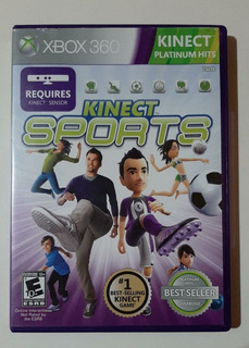 Kinect Sports Xbox 360 Lenny Star Games