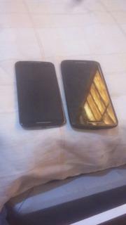 Vendo 2 Celulares Motorola