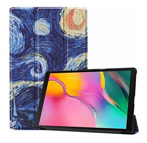 Estuche Epicgadget Para Galaxy Tab A 10.1 2019 Sm-t510 / Sm-
