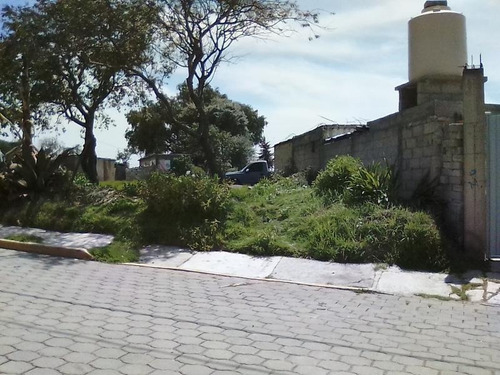 Imagen 1 de 7 de Terreno Comercial En Venta San Cosme Xaloztoc