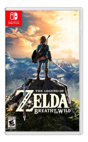 Imagen 1 de 1 de The Legend Of Zelda Breath Of Wild Nintendo Switch Sellados