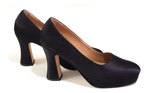 Zapatos Fiesta Números 41 42 43 44 Zinderella Shoes Cod104