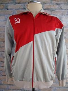 Jaqueta Olímpica Cccp União Soviética Rússia Original Import