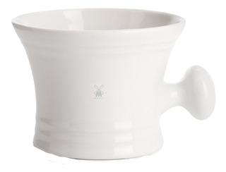 Mühle Tazón De Afeitar Porcelana Blanco