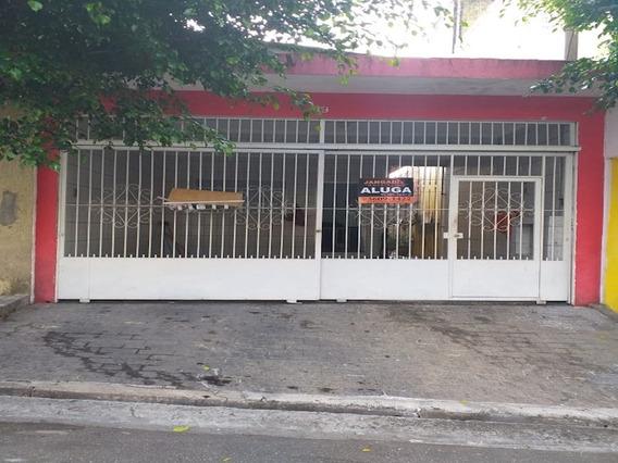 Casa Térrea Com 02 Dormitórios E 02 Vagas De Garagem Coberta - 11382