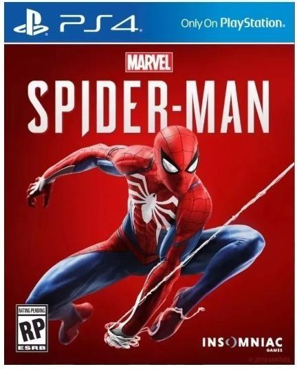 Marvels Spider-man Homem Aranha Ps4 Code1 -