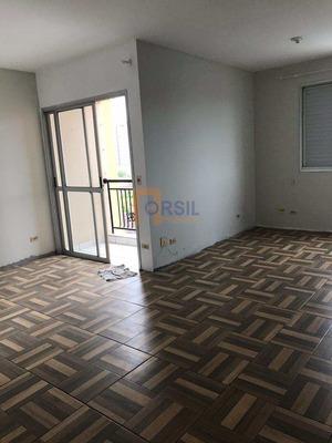 Apartamento Com 2 Dorms, Vila Mogilar, Mogi Das Cruzes, Cod: 1539 - A1539