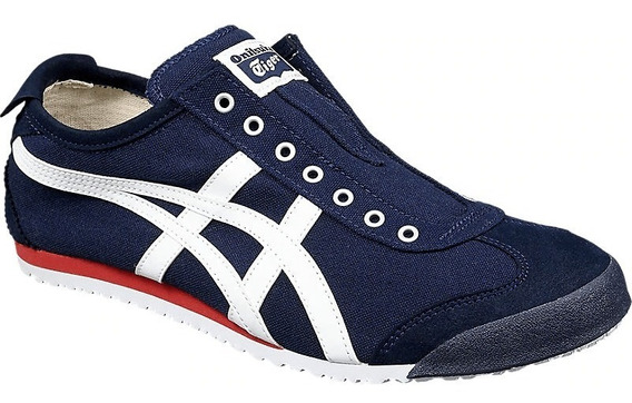 Tênis Mexico 66 Slip-on Navy/off White Onitsuka Original