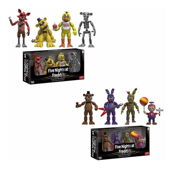 Five Nights At Freddy Foxy Spring Trap Chica Bonnie Balloon