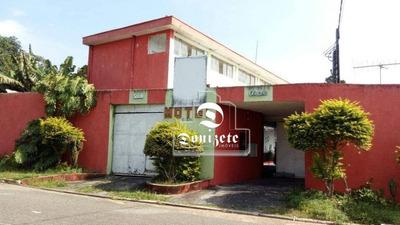 Salão À Venda, 1014 M² Por R$ 1.680.000 - Jardim Da Represa - São Bernardo Do Campo/sp - Sl0099