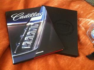 Libro Cadillac 110 Años