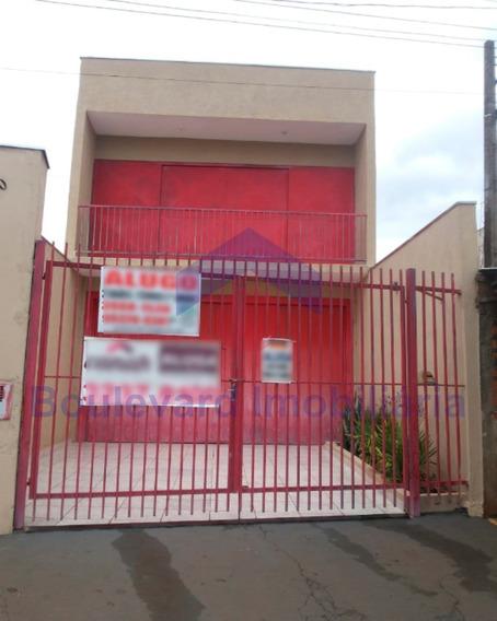 Aluga-se Galpão No Jardim José Figueira Em Ribeirão Preto - 41007821 - 34281598