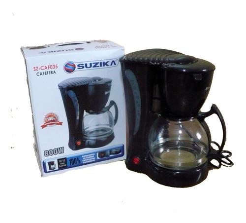 Cafetera Electrica Suzika 800w 10-12 Pocillos Calidad, Ofert