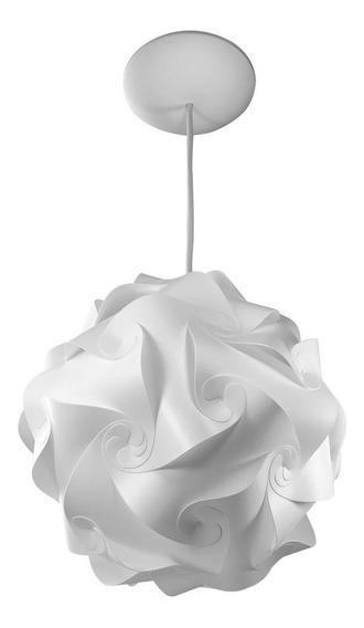 Luminária Lustre Modelo Mexicana Kit Completo Só Montar