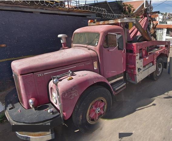 Scania L 76 Muito Conservada