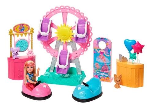 Barbie Chelsea Parque De Diversiones  Original Nuevo Mattel