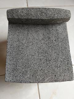Metate#16 , 40 Cm, Jalisco, Piedra Primera Calidad