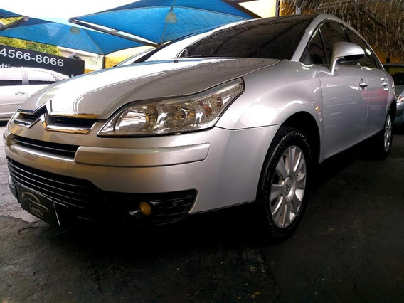 Citroen C4 Pallas Exclusive 2.0 16v (flex) (aut) Flex Auto