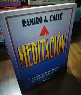 La Meditación - Ramiro Calle - Tikal Ediciones