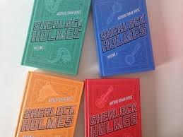 Coleção Obra Completa Sherlock Holmes: 4 Arthur Conan Doyle