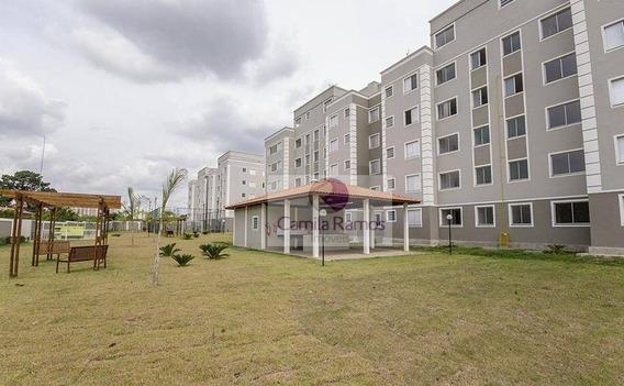 Apartamento Com 1 Dormitório À Venda E Locação, 44 M² - Jardim São Luís - Suzano/sp - Ap0271