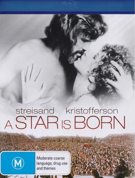Nace Una Estrella 1976 Barbara Streisand Pelicula Blu-ray