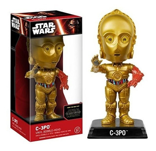 Funko Wacky Wobbler Star Wars Episode 7 C 3po