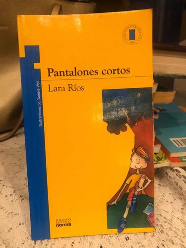 Libro Pantalones Cortos Mercado Libre