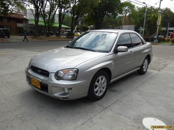 Subaru Impreza Gx Awd At 2.0