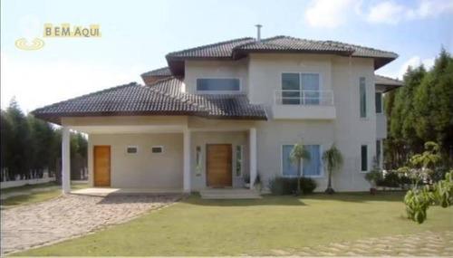 Imagem 1 de 30 de Casa À Venda, 460 M² Por R$ 6.500.000,00 - Fazenda Vila Real De Itu - Itu/sp - Ca0330
