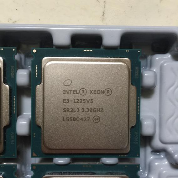 Processador Xeon E3 1225v5