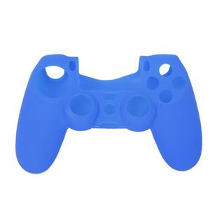 Funda Protectora Silicona Para Control Ps4 Azul Phone Store