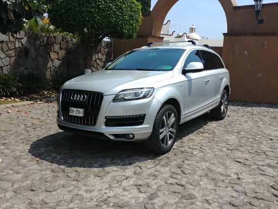 Audi Q7 3.0 Tfsi Elite Inmejorables Condiciones