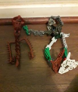 Bionicle Lego Piezas