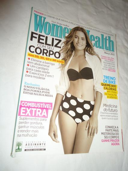Revista Women Health Nº 29 Março 2011 Layla Motta