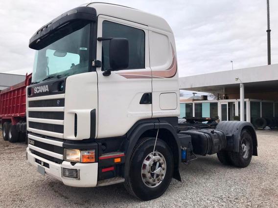 Scania R 124 260 2005 Anticipo+financiación