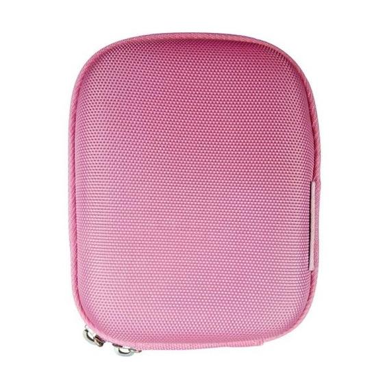 Bolsa Rígida P/ Câmera Digital Photobag - Fortrek Rosa Pink