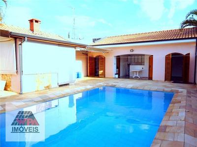 Casa Residencial À Venda, Vila Cordenonsi, Americana - Ca0008. - Ca0008