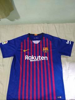 Camisa Do Barcelona 2017