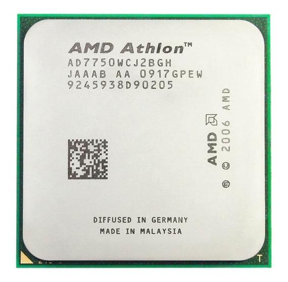 Processador Amd Athlon 64 X2 7750 2.7ghz Black Ed Am2+cooler