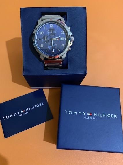Relógio Tommy Hilfiger Aço Unissex